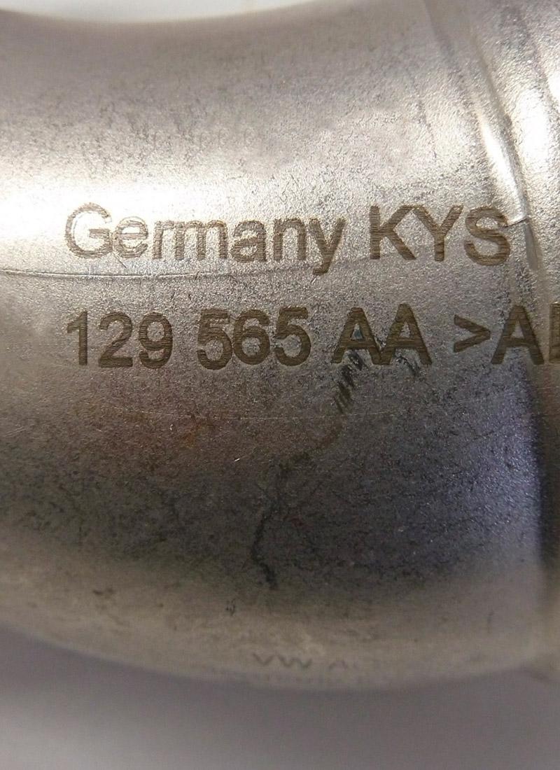 Metallin merkintä laserilla